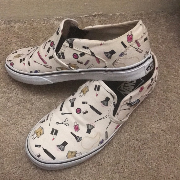 9295cca01e93b9 Vans Shoes - makeup vans